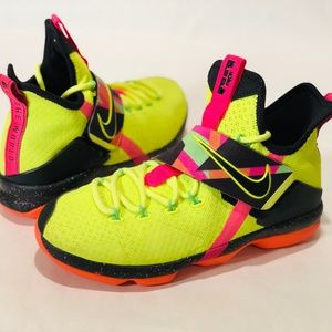 3bad3827068 Nike Shoes - Nike Lebron 14 HWC Ultimate Warrior WWE GS